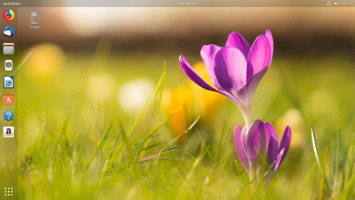 Ubuntu Budgie 18.04 Обзор