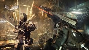Deus Ex: человечество разделено