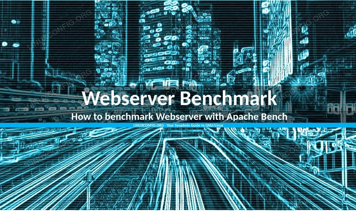 Как сравнить веб-сервер с Apache Bench