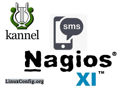 использование канала для оповещений по SMS от nagios