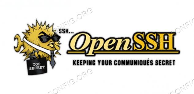 OpenSSH-логотип